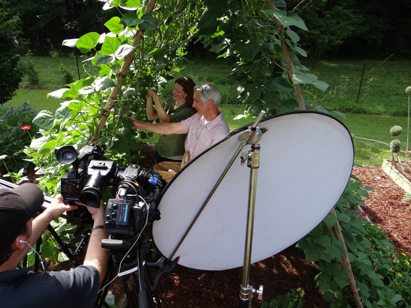 Television: PBS Growing a Greener World, 2013