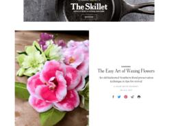 GardenandGun_Easy Art of Waxing Flowers March 2018 Shaddix